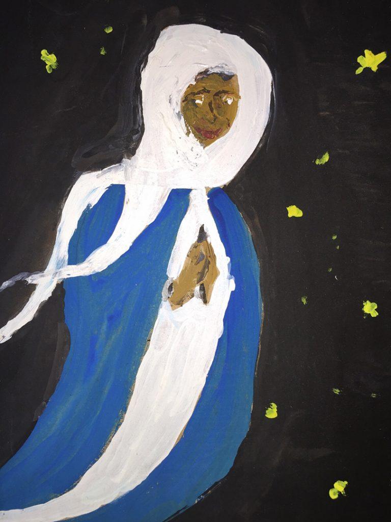 Espíritu estelar - 40x60cm