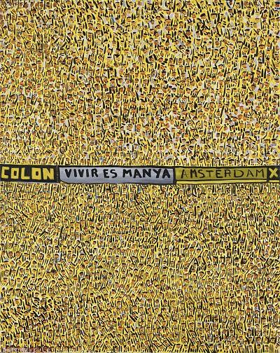 Peñarol 100x80cm